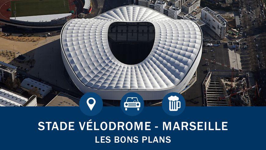 Les bons plans près du stade Vélodrome à Marseille.