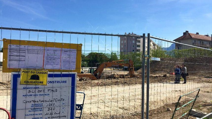 La nouvelle mosquée d'Annecy sera construite rue des Alpins.
