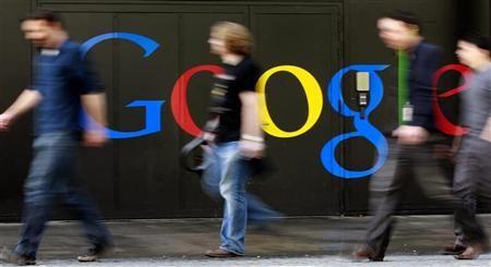 google  démarre en trombe