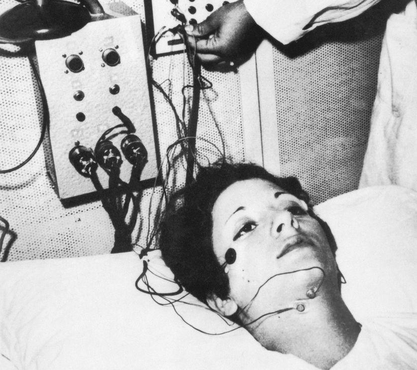 Expérience de télépathie de Krippner, Brooklyn, 1964