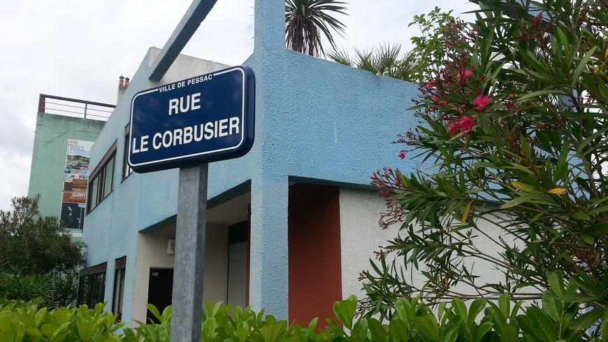 Une cité imaginé par Le Corbusier
