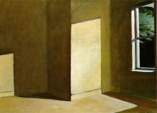 Edward Hopper, Sun in an Empty Room (1963)