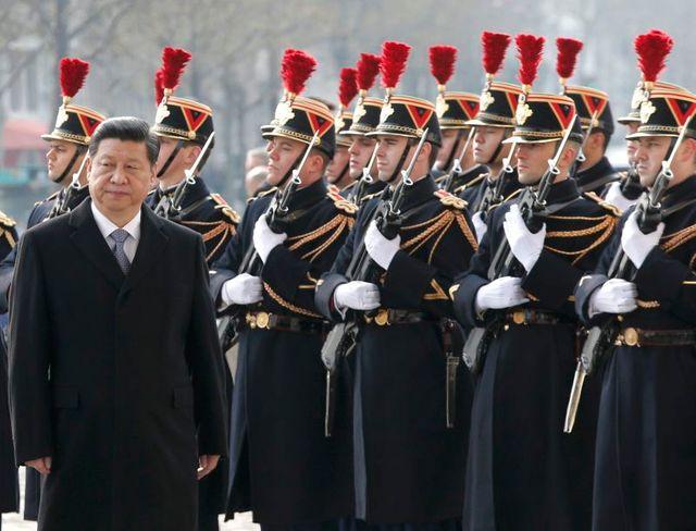 vers un rééquilibrage des relations économiques entre la chine et la france