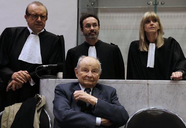 le procès du mediator ouvert à nanterre en présence de jacques servier