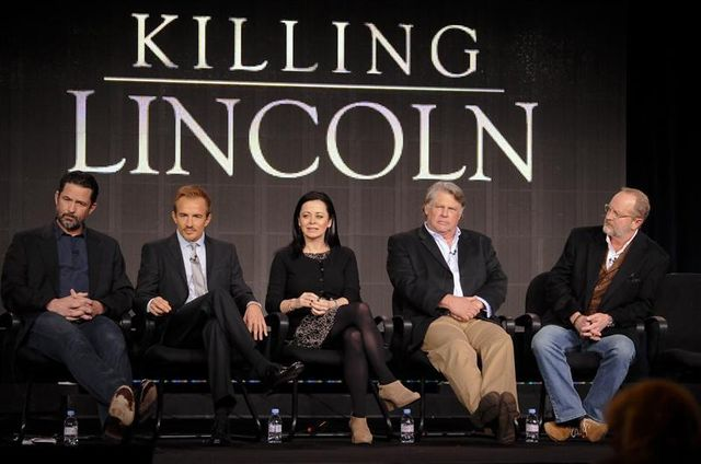 """dix nominations pour """"lincoln"""" aux récompenses de l'académie britannique du film"""