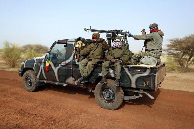 combats entre armée malienne et djihadistes à tombouctou