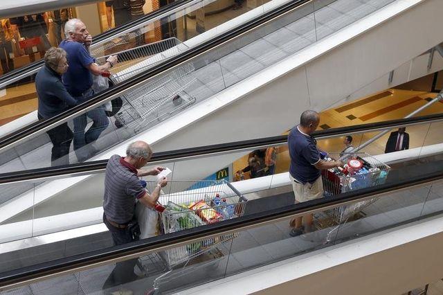 la consommation des ménages en hausse en mai