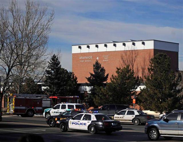 fusillade dans un lycée du colorado