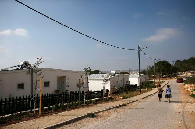 israël s'approprie 400 hectares de terres en cisjordanie
