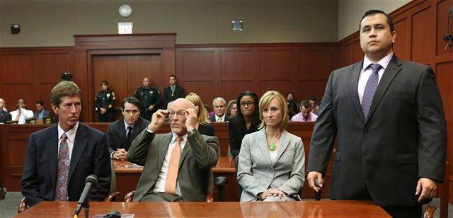george zimmerman jugé non coupable du meurtre de trayvon martin