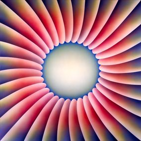 Through the flower - Judy Chicago