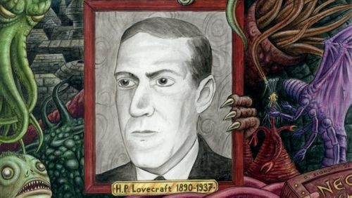 H.P. Lovecraft (1/4) : Le Monstre de Providence