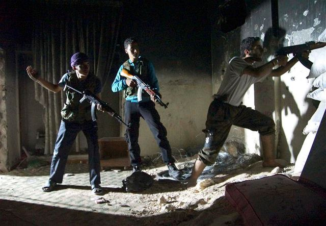 le congrès américain va accepter la livraison d'armes en syrie