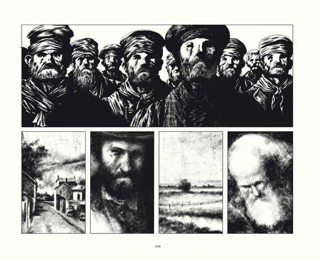 Page 138 du Rapport de Brodeck T2 de Manu Marcenet publié chez Dargaud