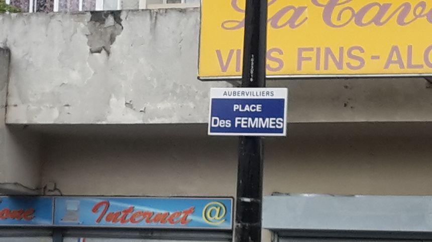 Place des Femmes, Aubervilliers
