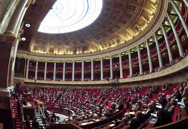 fin de l'examen du projet de loi sur le mariage homosexuel à l'assemblée