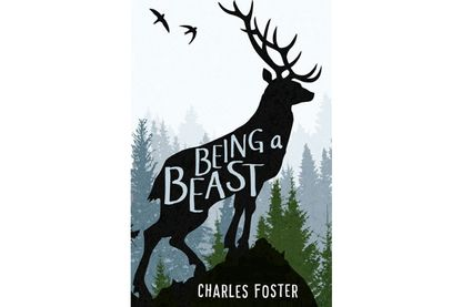 Couverture de Being a beast