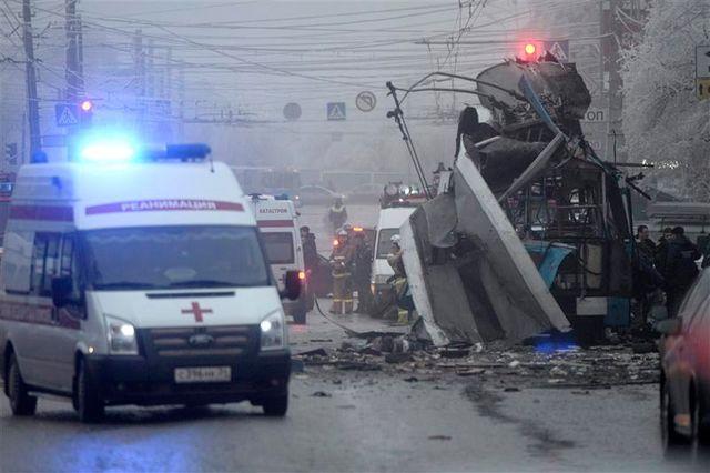 nouvelle explosion à volgograd en russie