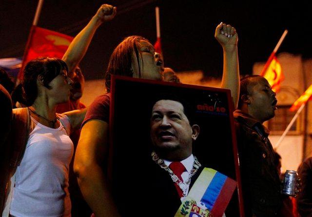 sept jours de deuil national au venezuela
