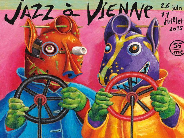 © Jazz à Vienne