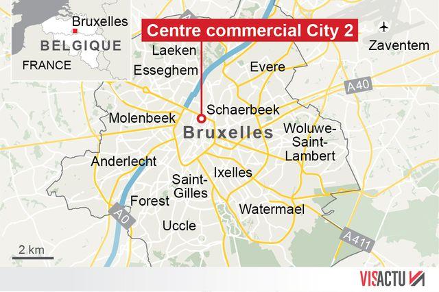 Terrorisme : un suspect interpellé à Bruxelles