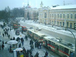 Chisinau, la capitale moldave