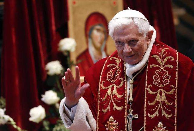 le pape démissionera le le 28 février