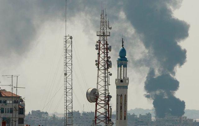 fin de la trêve dans la bande de gaza