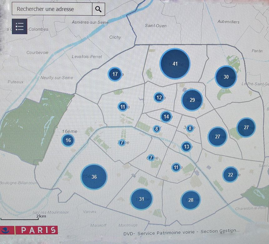 Paris : 150 toilettes publiques ouvertes 24h sur 24