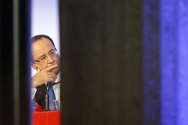 neuf français sur dix attendent de françois hollande un changement, selon l'ifop