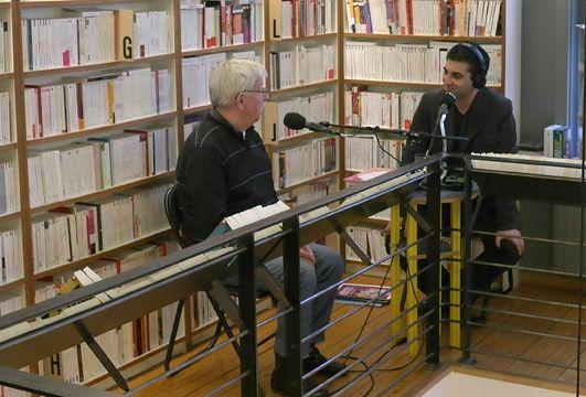 Raoul Cauvin et Emmanuel Khérad.