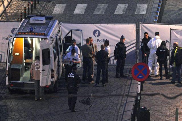 fusillade meurtrière au musée juif de bruxelles