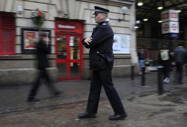 le niveau d'alerte antiterroriste relevé au royaume-uni