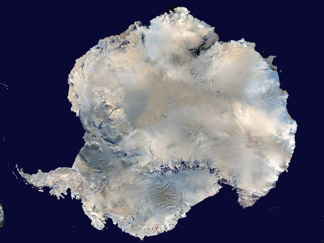 une température record de -93°c dans l'antarctique