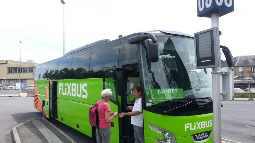 un lancement encourageant pour flixbus sur le tron on brive limoges. Black Bedroom Furniture Sets. Home Design Ideas