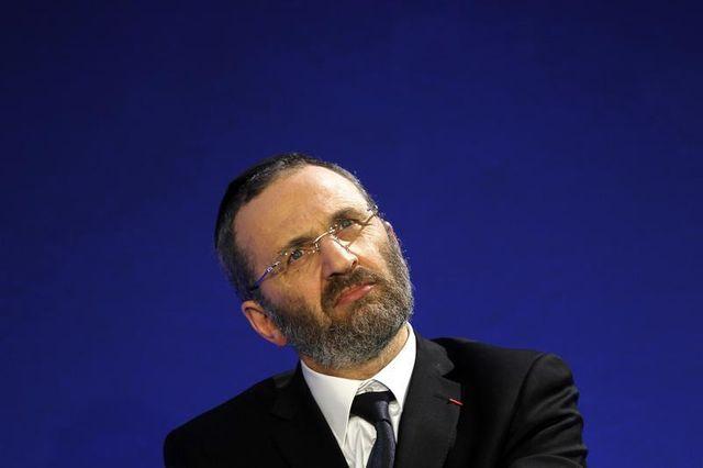 le grand rabbin de france gilles bernheim ne compte pas démissionner