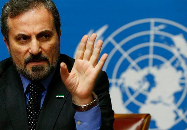 les discussions de genève sur la syrie dans l'impasse