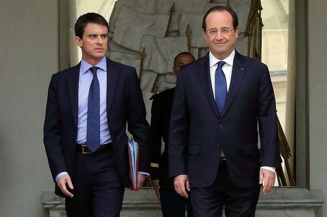 56% des français ont une opinion positive de manuel valls