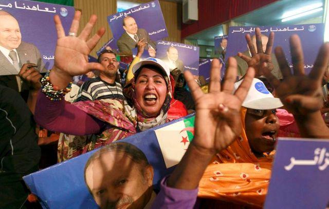la campagne présidentielle s'ouvre en algérie