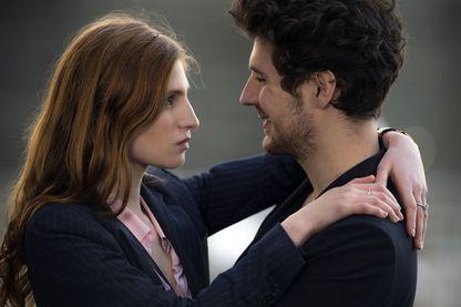 """Agathe Bonitzer et Vincent Lacoste, """"Tout de suite maintenant"""""""