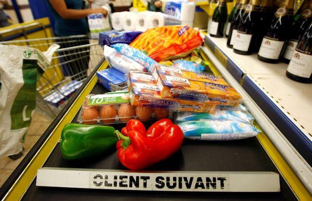 les prix à la consommation sont restés stables en mai