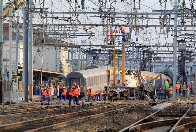la fissure d'un rail et un défaut de maintenance à l'origine de l'accident de brétigny