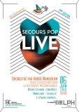 Photo - Affiche Secours Pop Live 2016 (petite)
