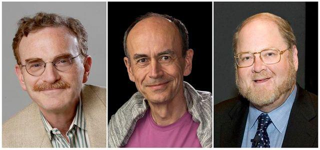 le prix nobel de médecine attribué à deux américains et un allemand