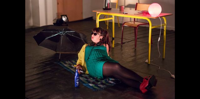 Rien de prévu, création de Sophie Mourousi au festival On n'arrête pas le théâtre