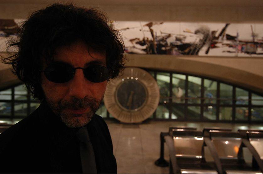 Maurice G. Dantec en 2005