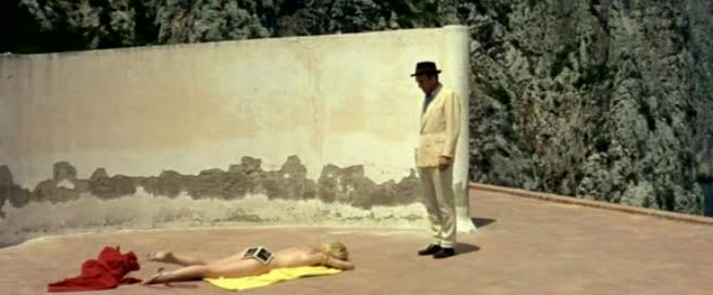 Le Mépris, Godard