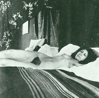 Zohra Ben Brahim, circa 1890.