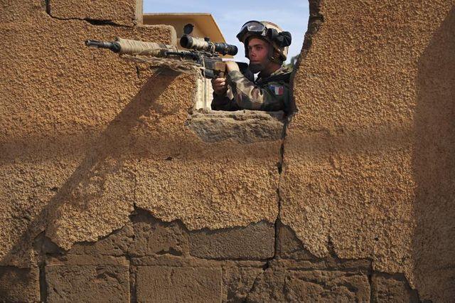 opération militaire en cours au mali