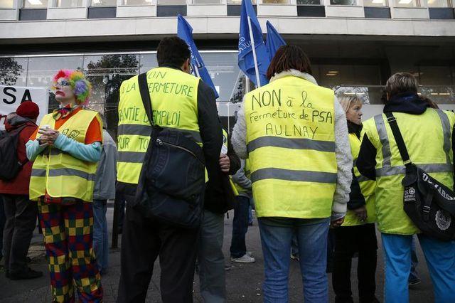 dissensions entre les syndicats sur la stratégie à suivre à aulnay